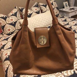 Kate Spade Leather Bag Color: Desert Sand